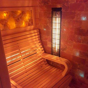 Соляная комната в частном доме под ключ