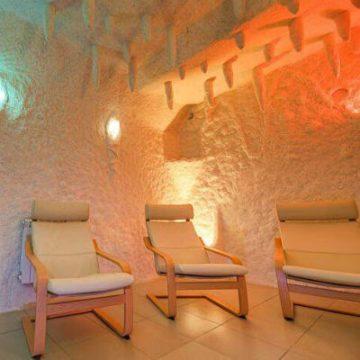 Соляная комната под ключ в Новосибирске