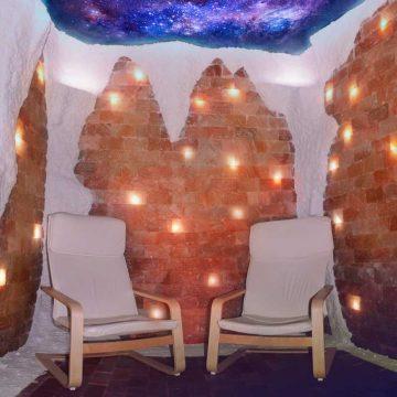 Солевая комната под ключ
