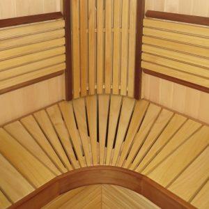 Дизайн бани, сауны внутри