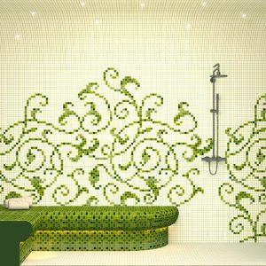 Дизайн хамама с визуализацией