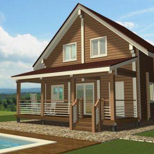 Проектирование дома под ключ
