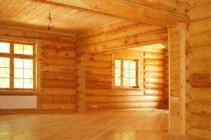 Строим дома, бани из оцилиндрованного бревна