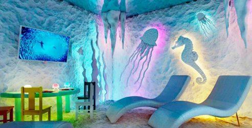 Соляные пещеры под ключ - БаркСтройСервис